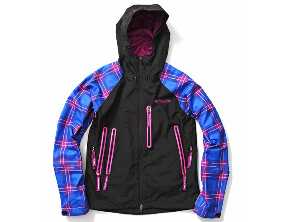 JUN WATANABE X KINETICS X COLUMBIA – PLINY PEAK JACKET