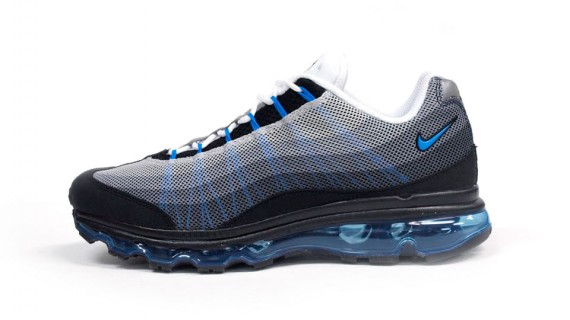 Air Max 95 Black And Blue