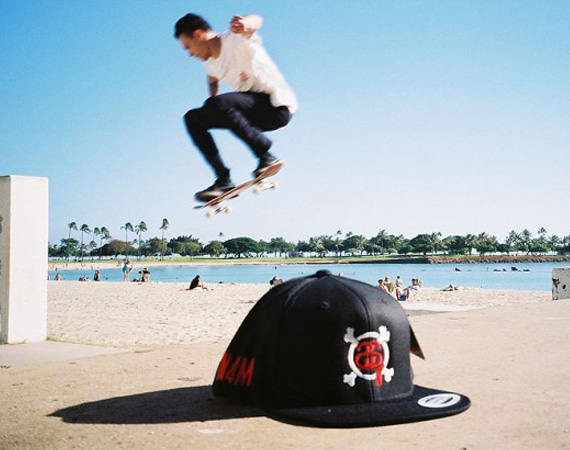 STUSSY X IN4MATION – 10TH ANNIVERSARY COLLECTION LOOKBOOK