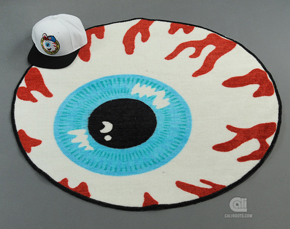 MISHKA – KEEP WATCH FLOOR MAT