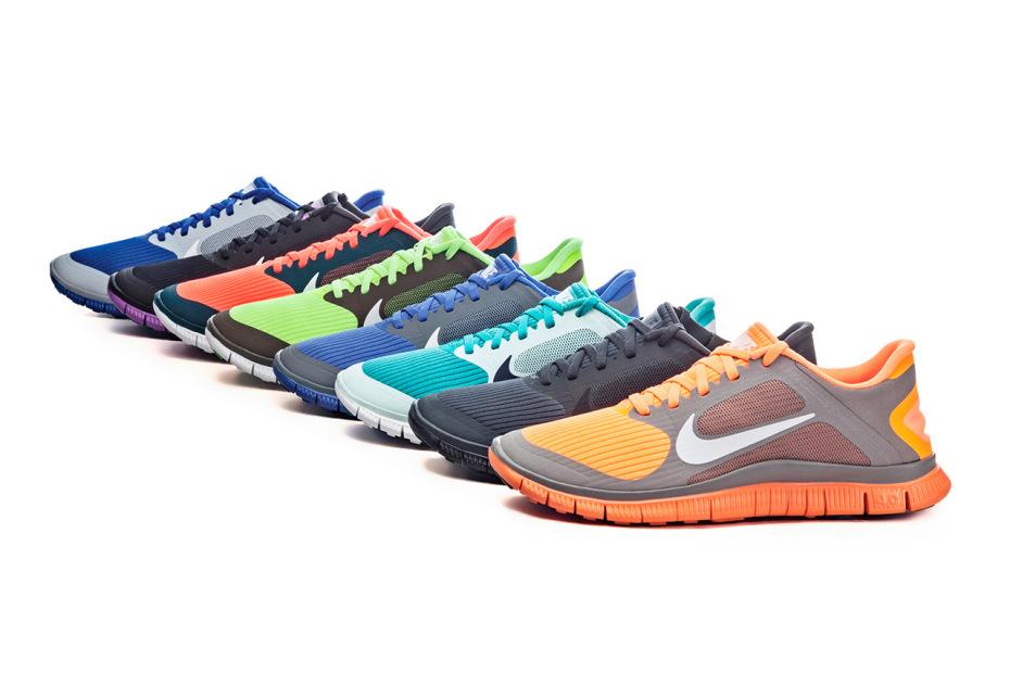 Nike Free 40 v2 2013 SpringSummer CollectionTheDropnyc
