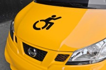 NISSAN NV200 MOBILITY – WHEELCHAIR-ACCESSIBLE NEW YORK CITY TAXI
