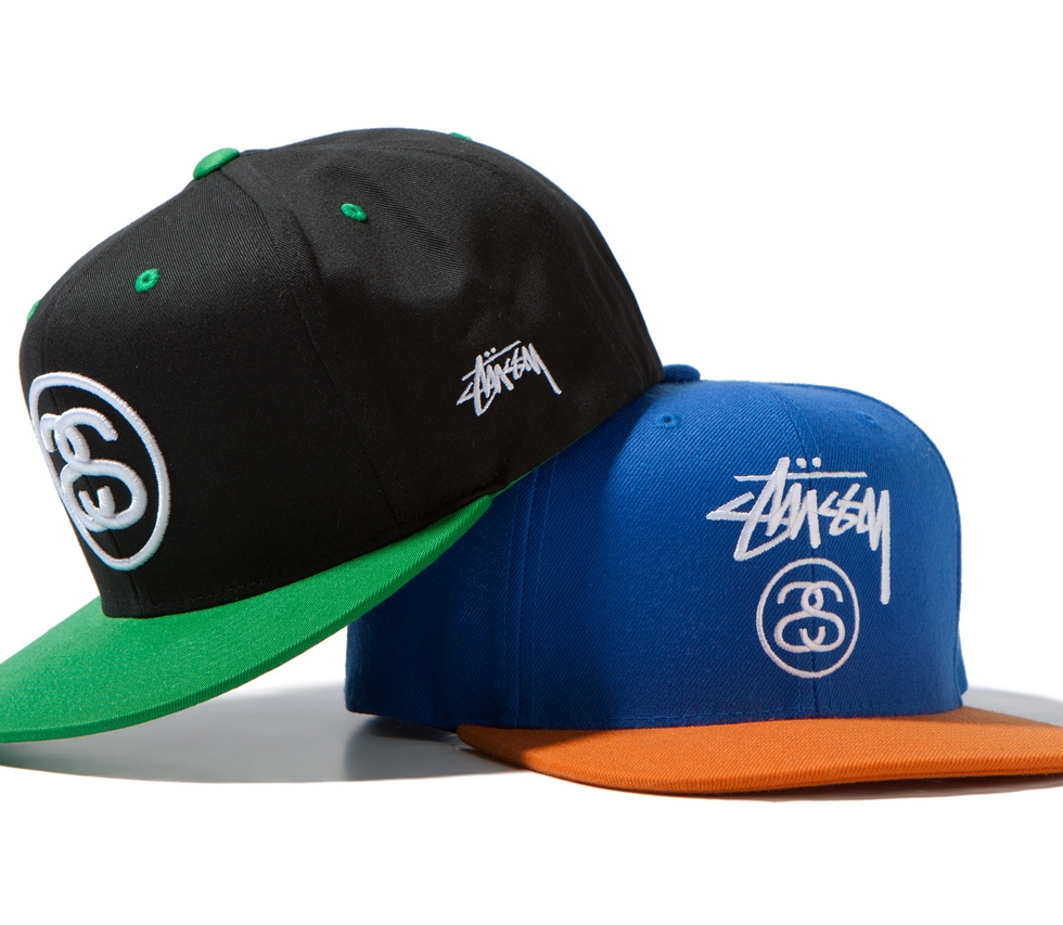 Stussy 2013 Spring/Summer Headwear Collection – Delivery 1