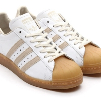 ADIDAS ORIGINALS SUPERSTAR 80S – GUM SOLE PACK
