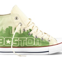 "CONVERSE CHUCK TAYLOR ALL STAR HI ""BOSTON"""