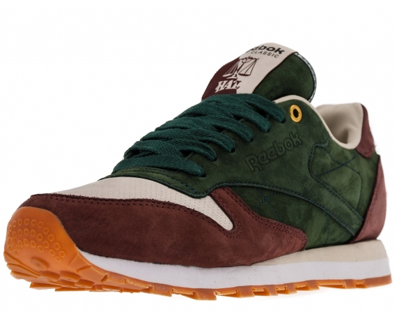 HIGHS AND LOWS X REEBOK CLASSIC LEATHER CTM