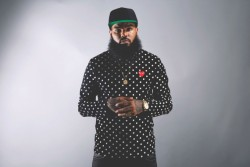 COMME DES GARÇONS PLAY – SPRING/SUMMER 2013 EDITORIAL FEATURING STALLEY - BY WISH ATLANTA