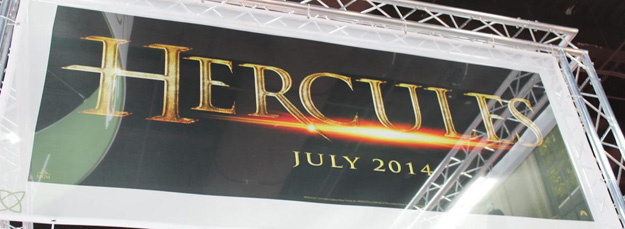 New Movie: Hercules Pictures