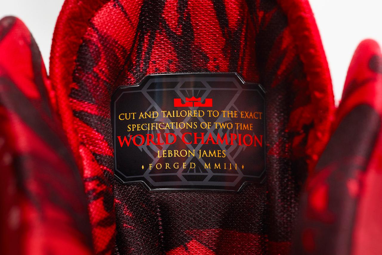 Nike LeBron 10 Celebration Championship Pack