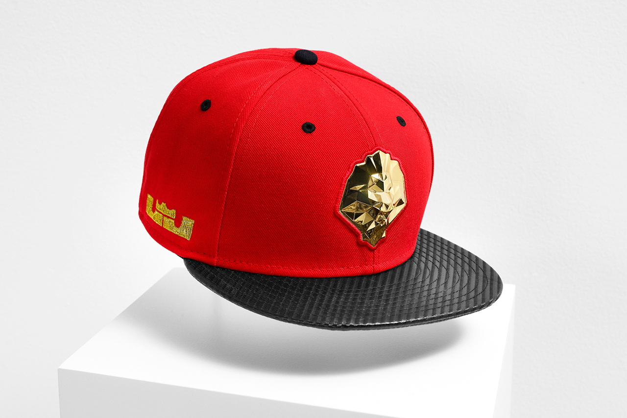 Lebron James Championship Pack Hat