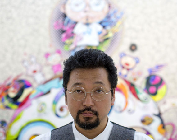 THE CREATORS PROJECT – TAKAHASHI MURAKAMI INTERVIEW