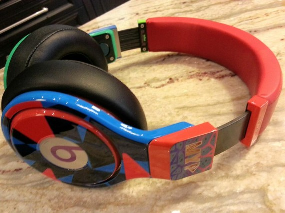 """2294e4980e2 BEATS BY DR. DRE – """"WHAT THE MVP"""" PRO FOR LEBRON JAMES – INSIDE LOOK ..."""