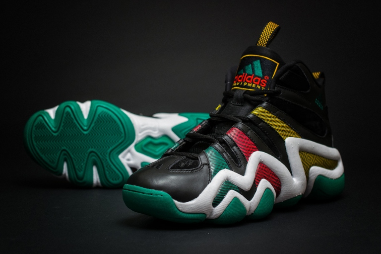 adidas Unveils Crazy 8 PE Colorways