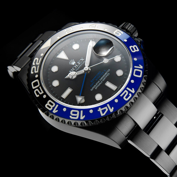 BAMFORD WATCH DEPARTMENT – ROLEX GMT MASTER II DUAL COLOUR EDITION