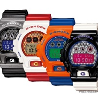 "CASIO G-SHOCK – ""CRAZY COLORS: METALLIC STARS"" SERIES"