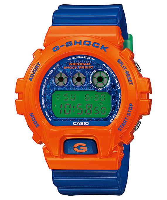 """9f167be7cb762 CASIO G-SHOCK – """"CRAZY COLORS  METALLIC STARS"""" SERIES – TheDropnyc"""