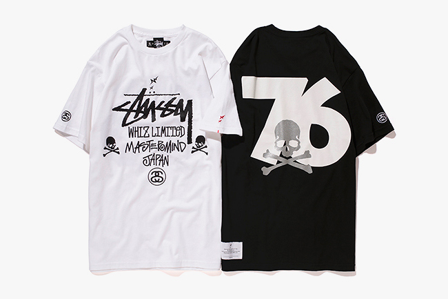 mastermind JAPAN x WHIZ LIMITED x Stussy 2013 Collection