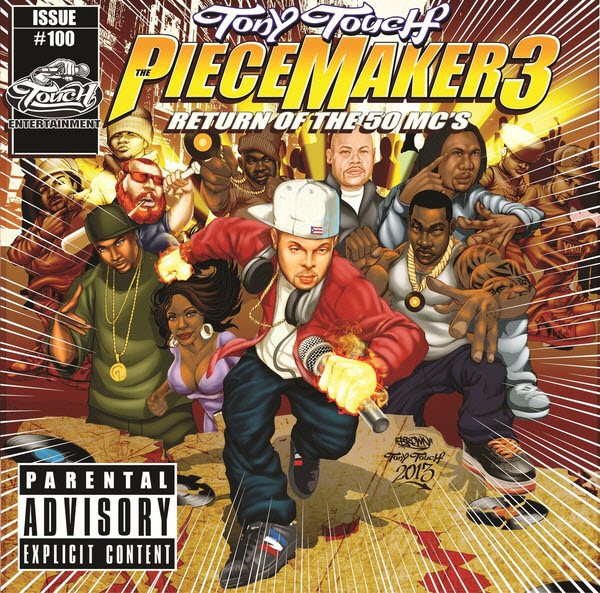 DJ Tony Touch - The Piece Maker 3 Return of the 50 MCs