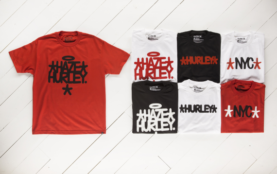 HAZE X HURLEY COLLECTION - FIRST LOOK