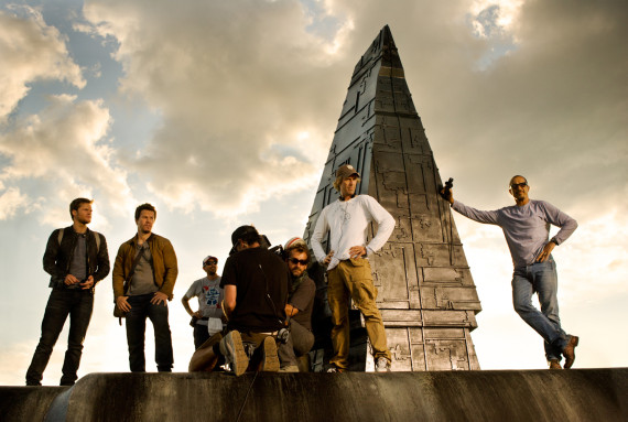 "TRANSFORMERS 4 – ""JUST ANOTHER DAY ON THE SET OF…"" - BY MICHAEL BAY"