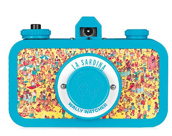 WHERE'S WALDO X LOMOGRAPHY – LA SARDINA WALLY WATCHER CAMERA