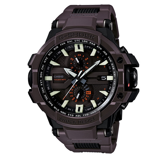 CASIO G-SHOCK G-AVIATION WATCH SERIES