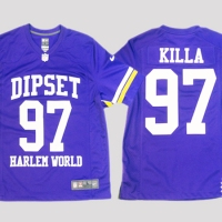 "DIPSET – ""HARLEM WORLD"" FOOTBALL JERSEY"