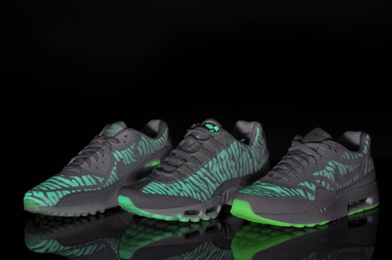 "NIKE AIR MAX 1 PRM TAPE – ""GLOW IN THE DARK"" – TheDropnyc"