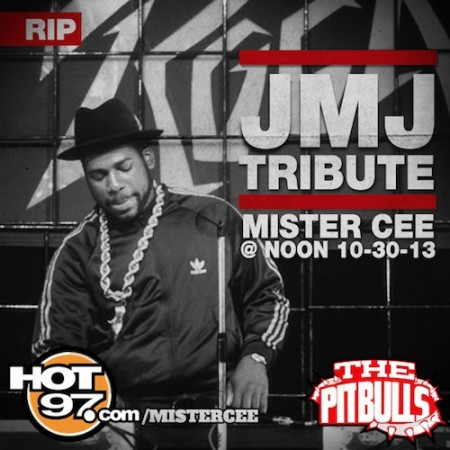 Mister Cee's Jam Master Jay Tribute Mix