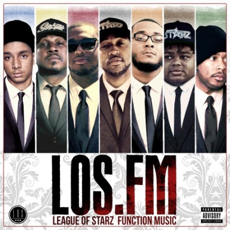League Of Starz – LOS.FM (Mixtape)