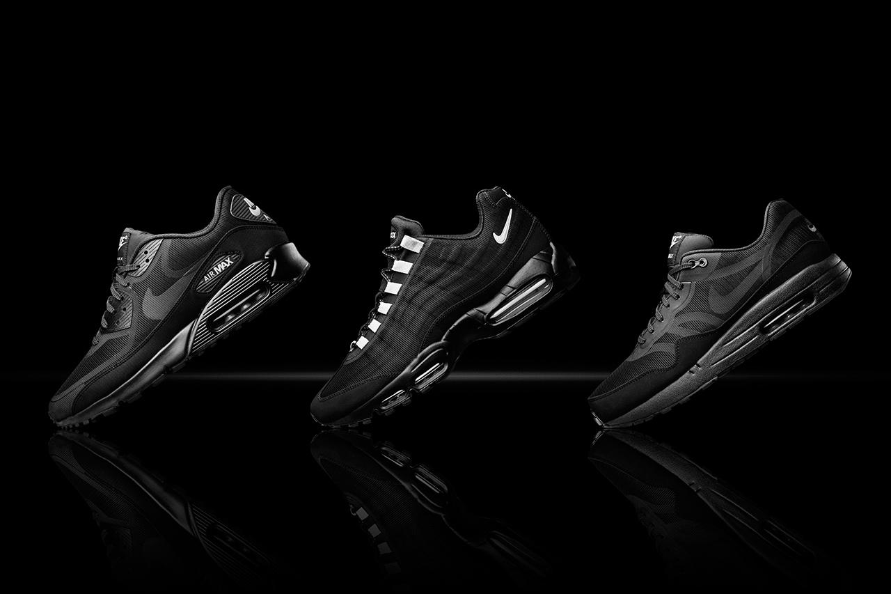 air max 2013 all black