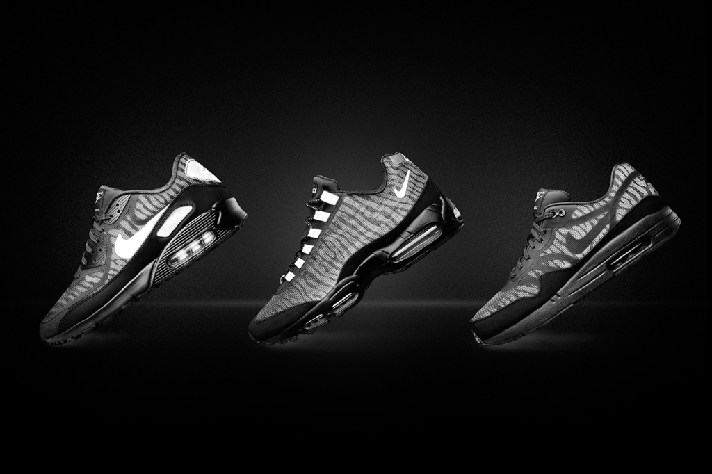 Nike 2013 Fall/Winter Air Max Reflect Collection