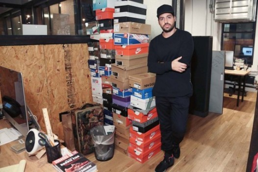 FOOTWEAR NEWS – SNEAKER INFLUENCERS SPEAKING ON THE INDUSTRY
