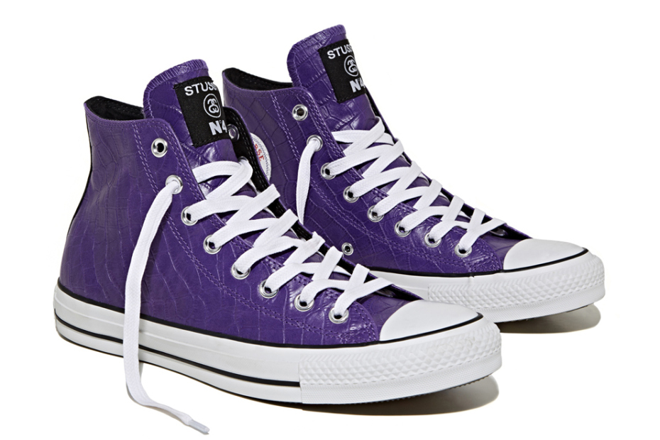converse all star hi purple