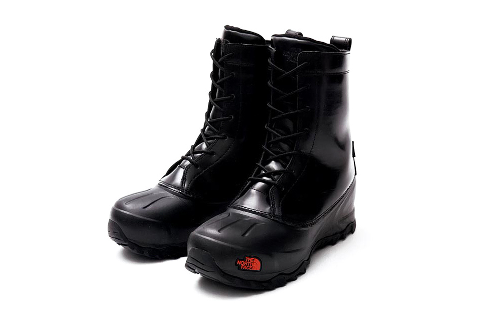 WHIZ LIMITED x The North Face 2013 Winter Snow Shot 8″ Boot