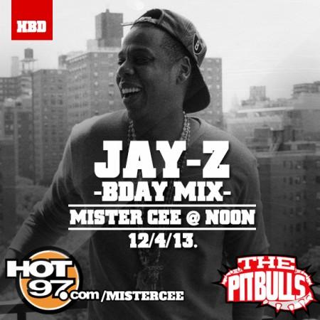 Mister Cee's Jay-Z Birthday Mix