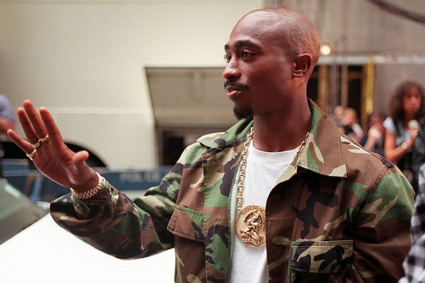 "TUPAC SHAKUR ""HOLLER IF YA HEAR ME"" MUSICAL COMING TO BROADWAY NYC"