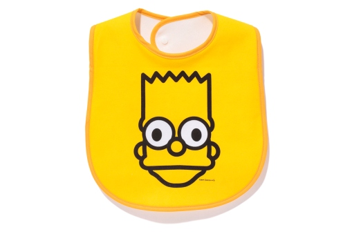 The Simpsons x A Bathing Ape Baby Milo 2014 Capsule Collection