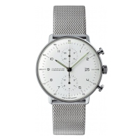 Max Bill x Junghans Chronoscope Watch