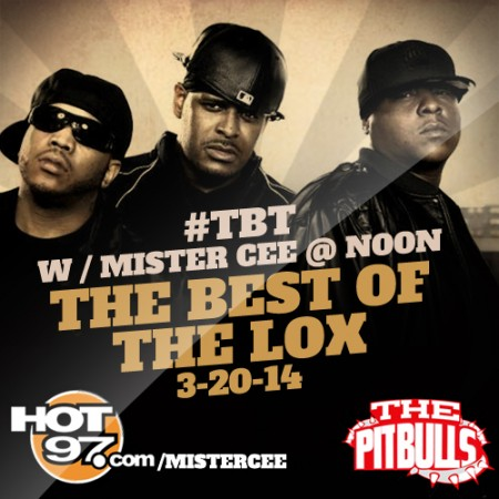 Mister Cee's Best of The LOX Mix