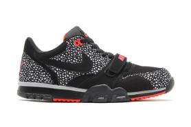 "Nike Air Trainer 1 Low ST ""Black/Safari"""