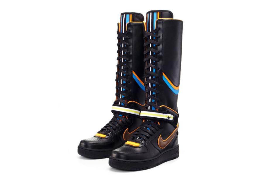 Riccardo Tisci Breaks Down The Nike R T Air Force 1