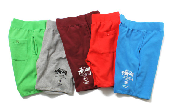 "STUSSY – ""WORLD TOUR"" COLLECTION"