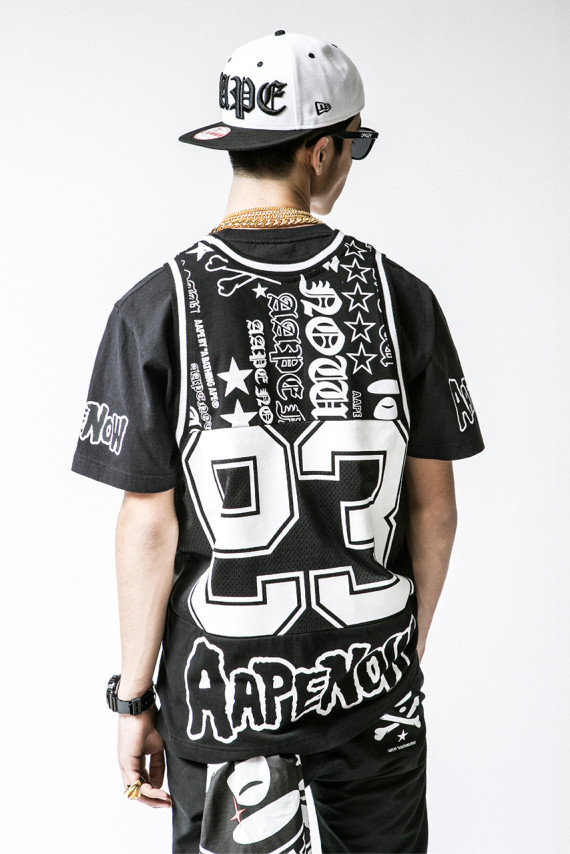bb2a89ad97d0 AAPE BY A BATHING APE – SUMMER 2014 COLLECTION LOOKBOOK – TheDropnyc