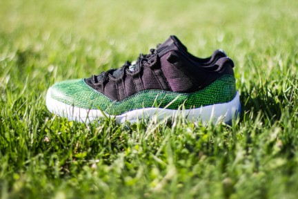"AIR JORDAN 11 LOW – ""GREEN SNAKE/NIGHTSHADE"" - RELEASE REMINDER"