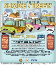 The Village Voice 3rd Annual Choice Streets Food Truck Event