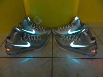 NIKE KD V + MAG CUSTOMS BY KENNY23FOREVER