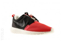 NIKE ROSHE RUN NM BREEZE – BLACK/RED