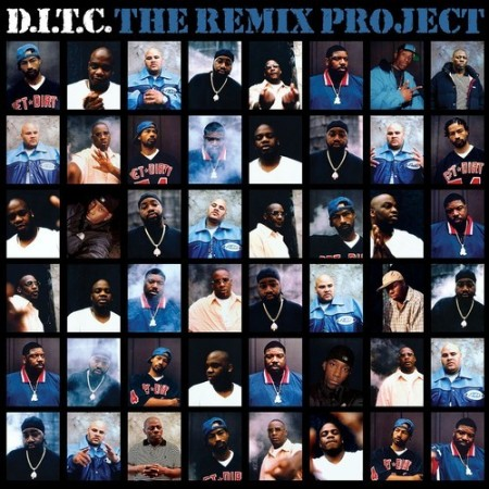 D.I.T.C. – The Remix Project (Mixtape)