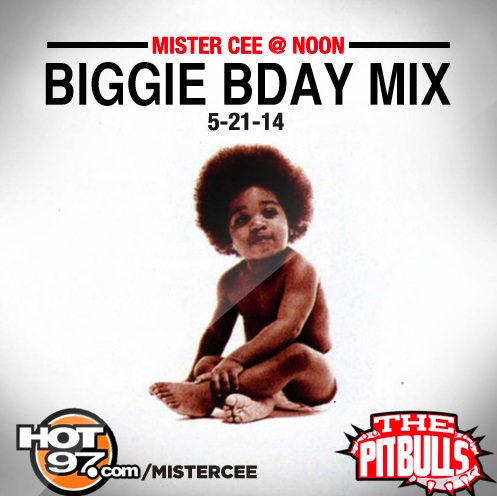 Mister Cee's Notorious Big Birthday Mix